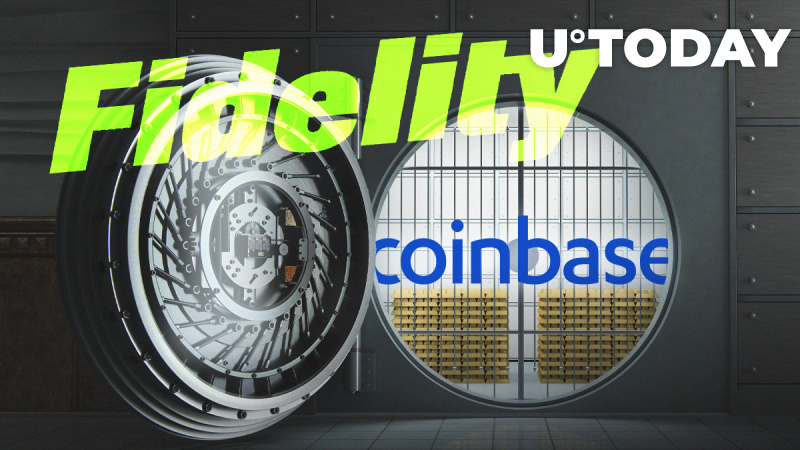 Fidelity Expands Its Cryptocurrency Custody Business, Wants to Take on Coinbase