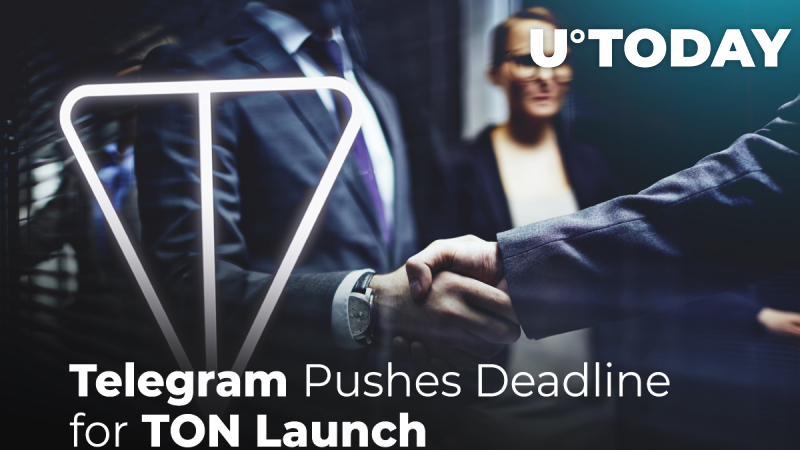 Telegram Pushes Deadline for TON Launch, Wants to Make Deal with Investors