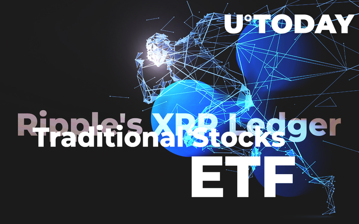 """Ripple's XRP Ledger to Facilitate """"Ultra-Fast"""" Trading of Traditional Stocks and ETFs"""