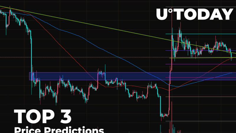TOP 3 Price Predictions: BTC, ETH, XRP — Trying to Catch the Last Bullish Train to $9,000