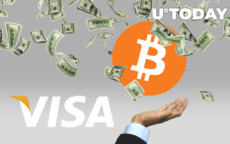 Bitcoin Rewards on All In-Store Transactions Offered by New Visa Card