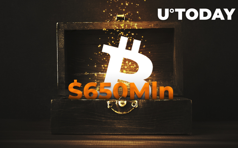 One of Richest Bitcoin Addresses Holds $650 Mln Worth of BTC Stolen from Mt. Gox Exchange