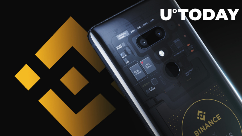 'Binance Phone': HTC to Launch DLT Phone with Direct Link to Binance Chain/DEX