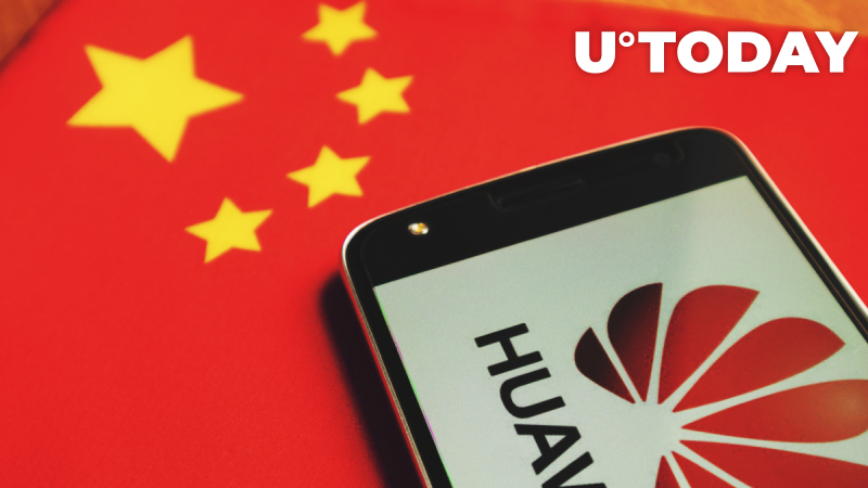 China to Start Testing Its Crypto in Partnership with Huawei and Major Banks