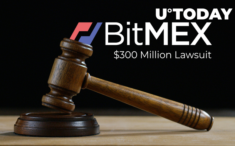 Crypto Derivatives Exchange BitMEX Gets Hit with $300 Million Lawsuit
