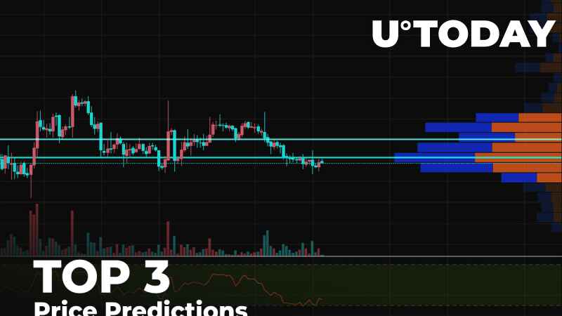 TOP 3 Price Predictions for BTC, ETH, and XRP: Searching for Support at their Lowest Zone