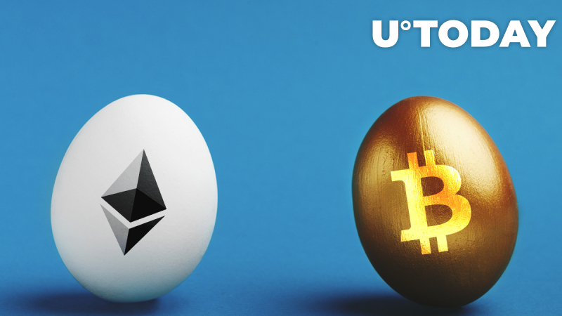 Bitcoin (BTC) Continues to Annihilate Ethereum (ETH) with Its Market Dominance Surpassing 68 Percent