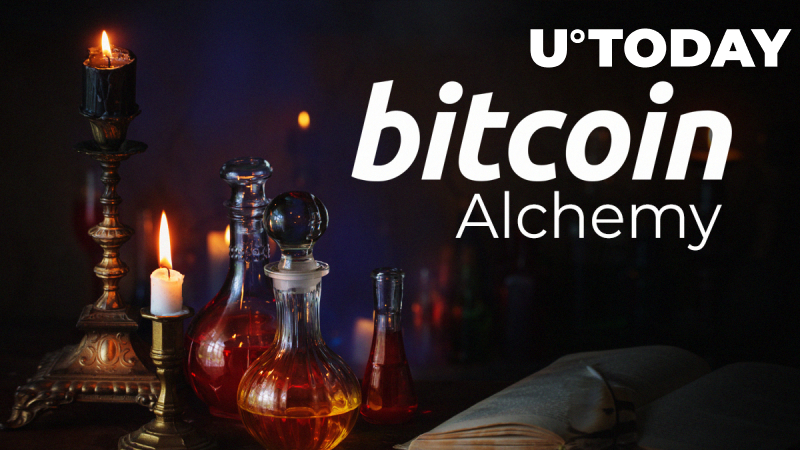 Bitcoin Alchemy: BTC Turns 100 Grams of Gold into Eight Tons