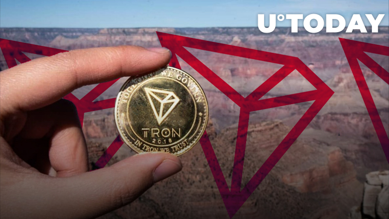 Tron Boasts New Milestones While Its Rivals Aren't Doing So Well