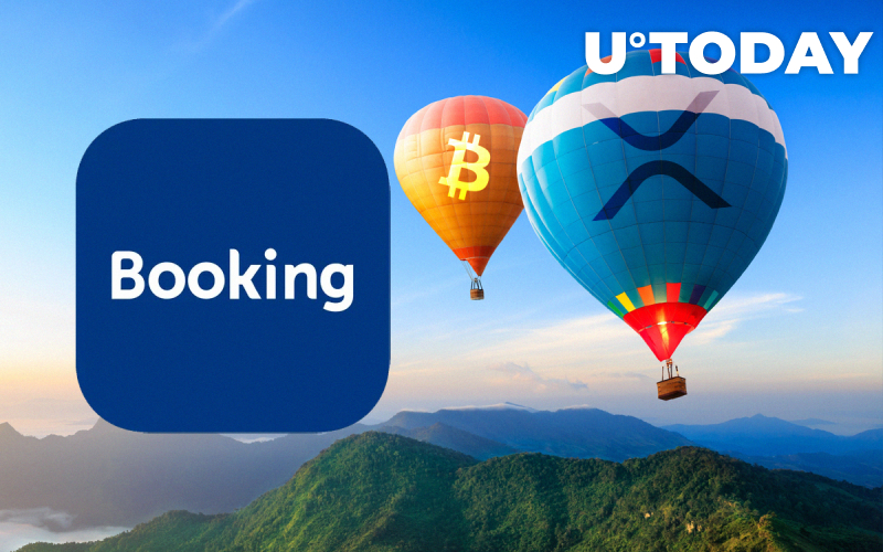 Crypto-Friendly Partner of Booking.com That Accepts BTC, BCH, XRP Increased Its Revenue By 33 %