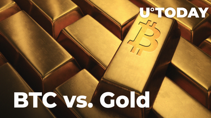 Bitcoin (BTC) vs. Gold (XAU): This Infographic Takes Retrospective Look at Peter Schiff's Investment Advice from 2011