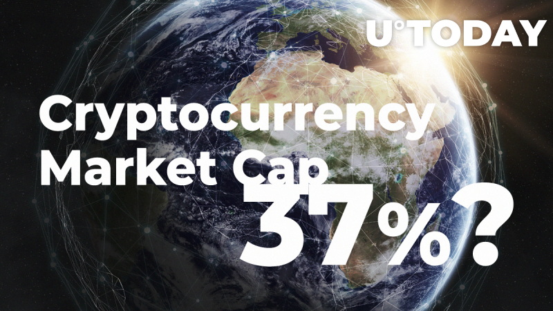 Cryptocurrency Market Cap May Surge 37%. But There's One 'If'