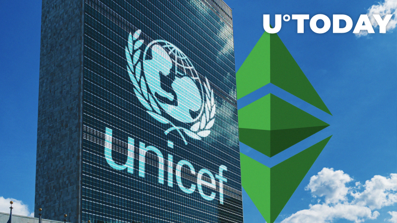 Ethereum Classic (ETC) Developers Partnered with UNICEF In Blockchain-Based Charity Program