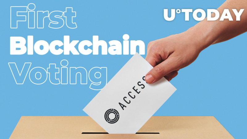 First Blockchain Voting Conducted by Association of Crypto Enterprises Successfully