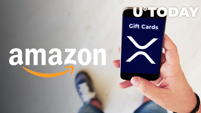 Ripple's XRP to Get Accepted by Amazon via BitPay Gift Cards