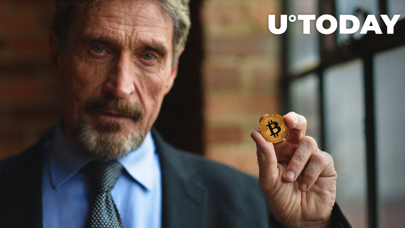 John McAfee Says Bitcoin Is Not the Future and Explains Why