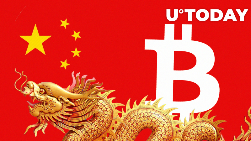 Bitcoin Price Goes Crazy as Chinese Stocks Tank