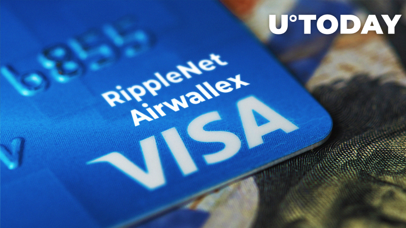 Airwallex (RippleNet Member) Partners with Visa