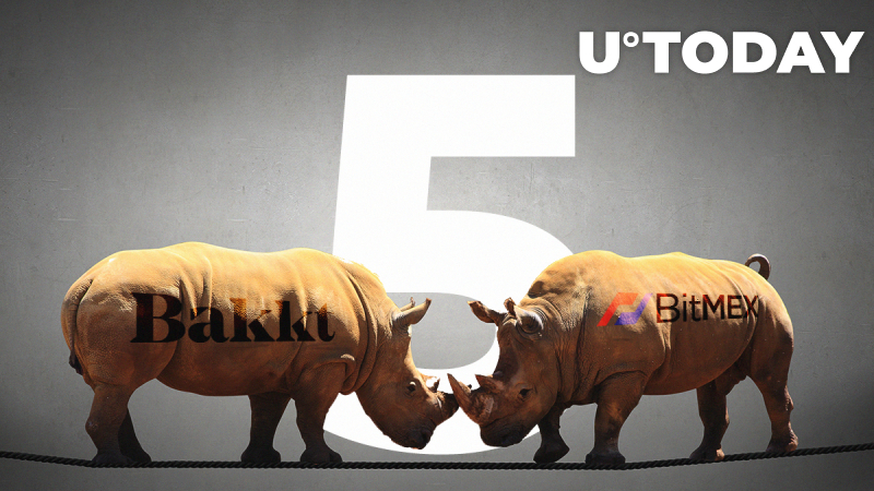 Analyst Names Five Reasons Bakkt Struggles to Compete With BitMEX