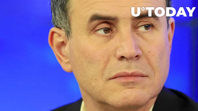 Crypto Land Is Scam, - Says Nouriel Roubini