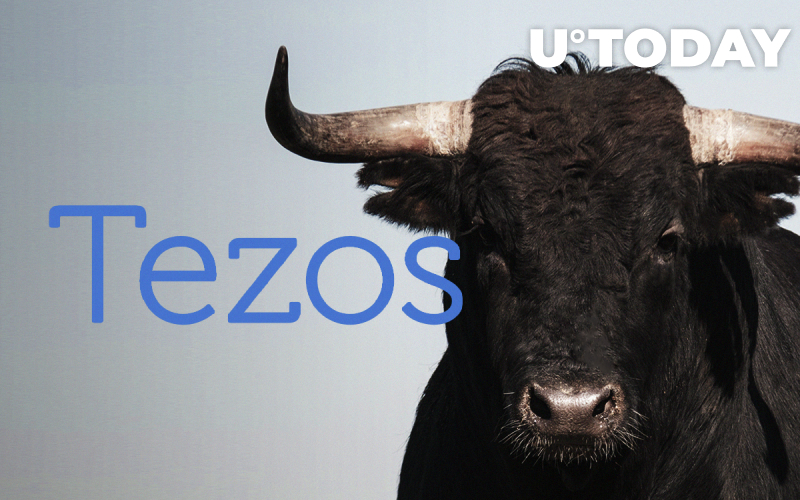 Tezos (XTZ) Surges to New Bull Market High, Outperforming Bitcoin (BTC)