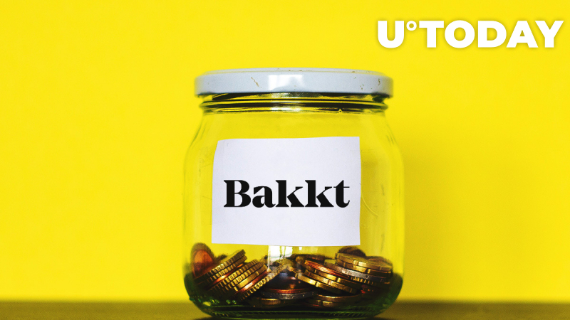 Bakkt Rakes In $300 Mln from Microsoft and Other Investors During Its Series B Funding Round
