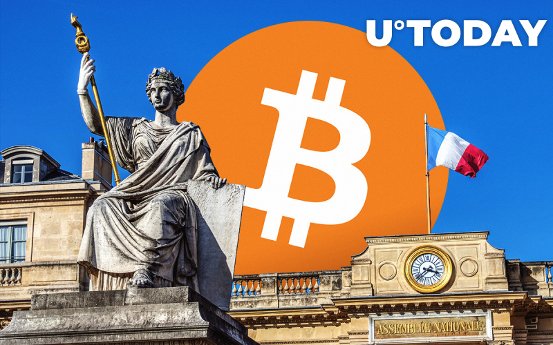 Bitcoin (BTC) Now Qualified as Legal Form of Money by French Authorities