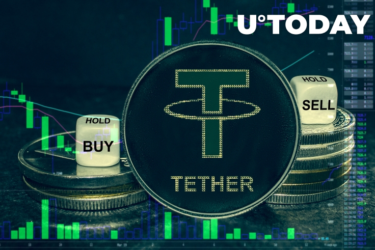 More USDT Minted by Tether Treasury. Will It Surpass XRP?