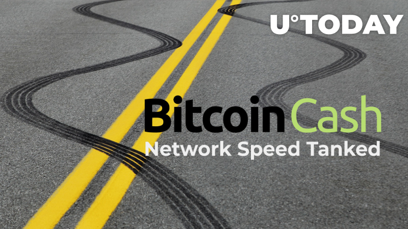Bitcoin Cash (BCH) Network Speed Tanks, Cost of 51% Attack Drops to Dangerous Level