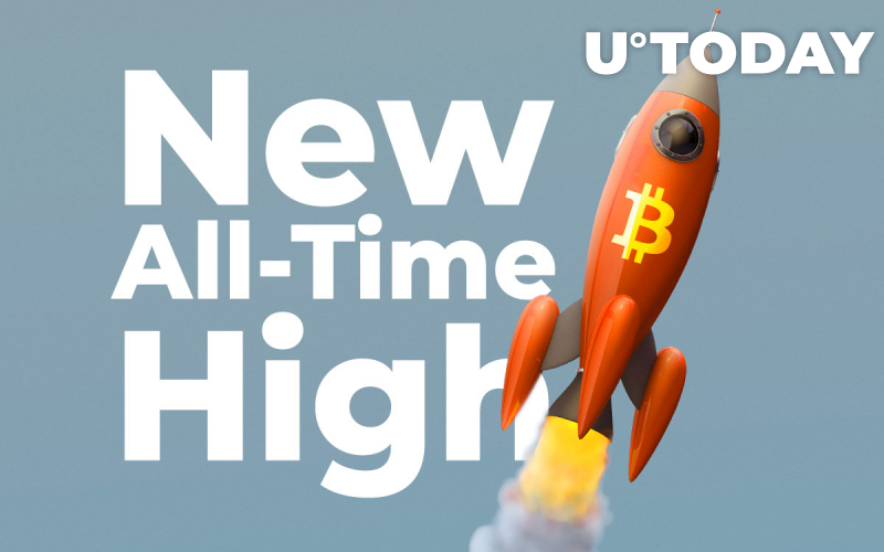 Bitcoin (BTC) Active Supply Hits New All-Time High in 3 Years
