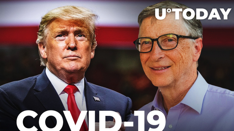 Bill Gates Slams President Trump For Standing in Way of Fighting ...