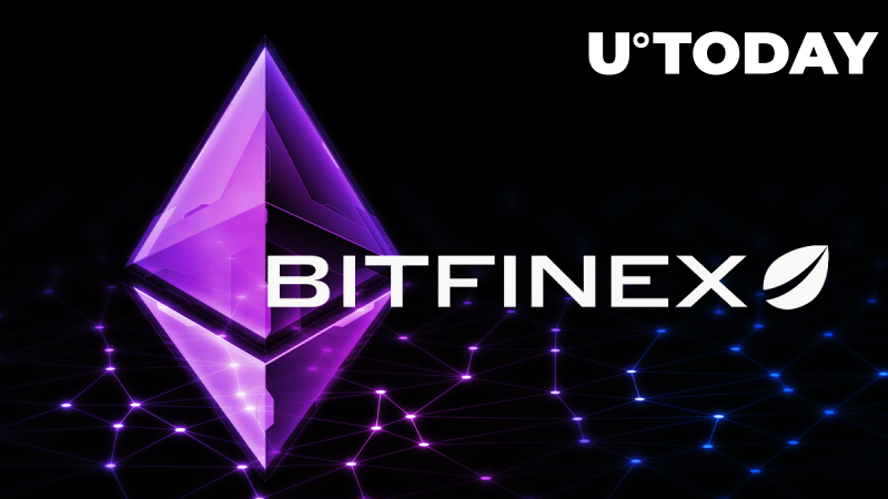 Bitfinex Accumulating Ethereum (ETH). Three Possible Reasons Revealed by Analyst