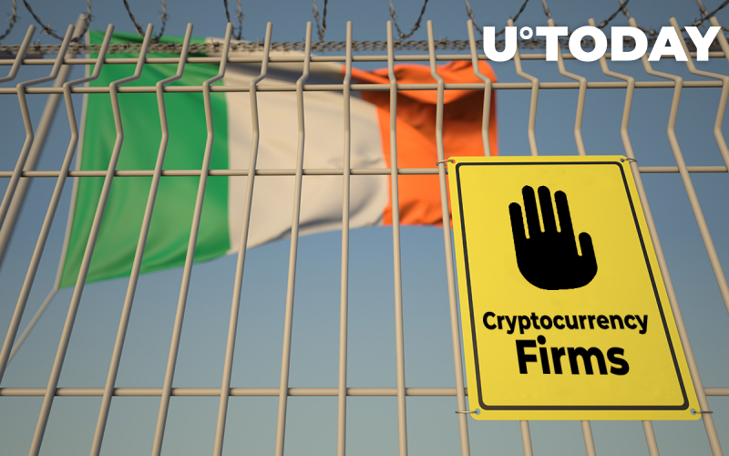Irish Banks Refuse Services to Cryptocurrency Firms