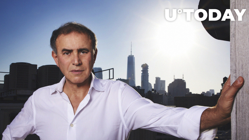 Nouriel Roubini Says There Is 'Zero Security' in Cryptocurrency Land
