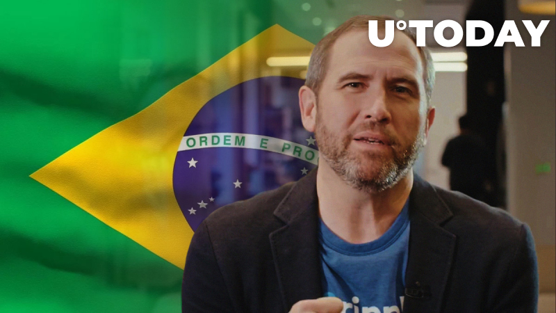 Ripple CEO and Other Representatives Meet with Brazil's Central Bank President