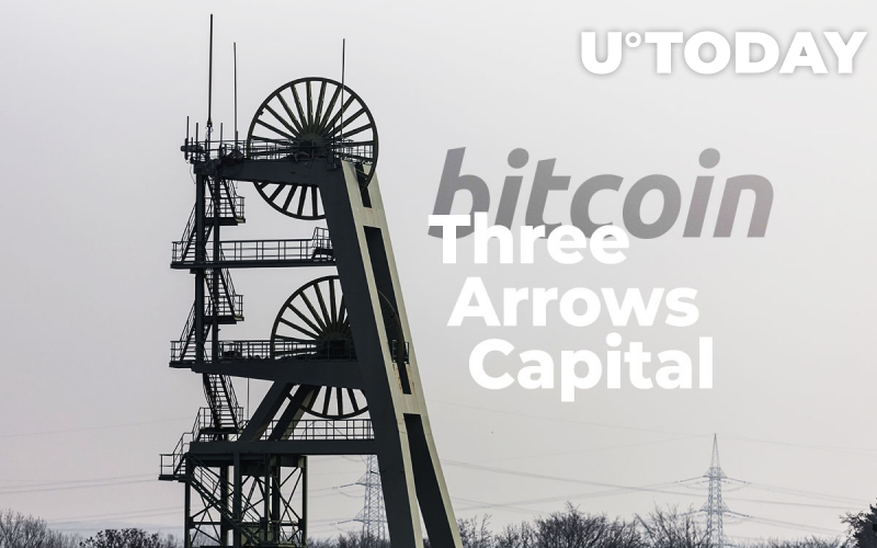 One of Biggest Bitcoin Mining Pools Announces Tie-Up with Three Arrows Capital