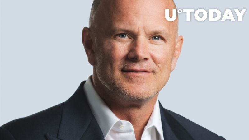 Bitcoin or Gold? Mike Novogratz Names His Favorite Asset