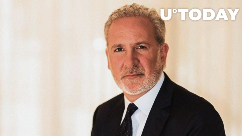 Stage Now Set for USD Crash: Peter Schiff