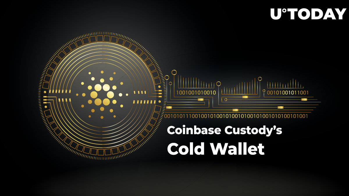 Cardano (ADA) Users Can Now Store and Stake Their Assets in Coinbase Custody's Cold Wallet