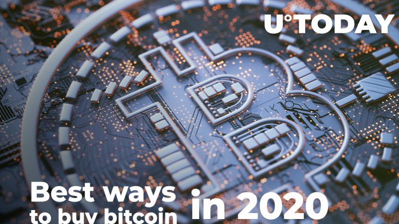 Best Ways to Buy Bitcoin in 2020 Explained