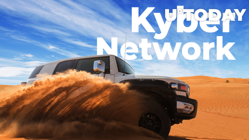 Kyber Network (KNC) is up 22% in 48 hours: what is triggering the massive rally?