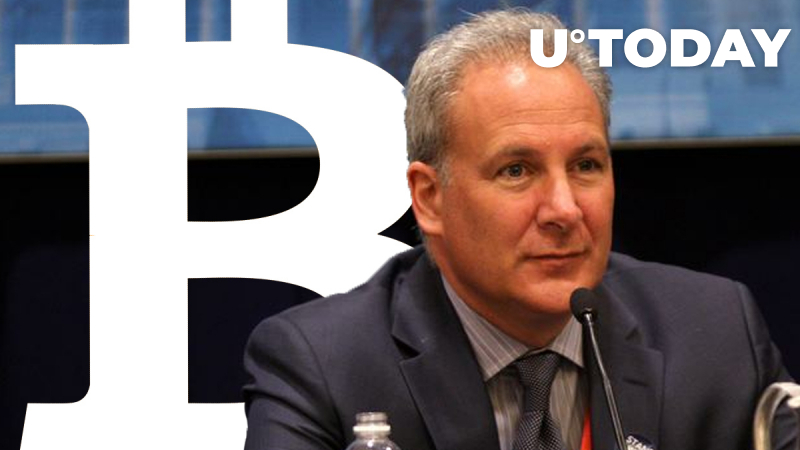 Peter Schiff Insists Bitcoin Heading Lower in Spite of Recent Rally