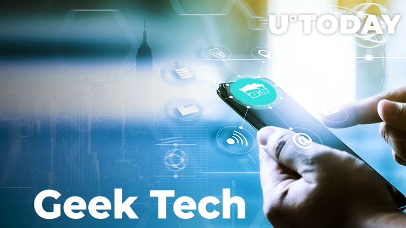 GeekTech News Application Adds U.Today Newsfeed on Crypto and Blockchain