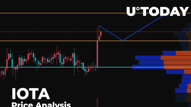 IOTA Price Analysis for 08/06