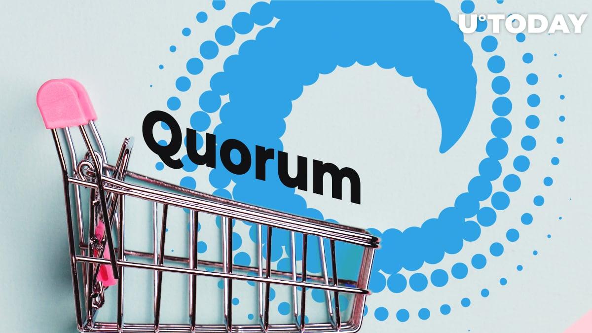 ConsenSys Acquires Quorum as Part of JPMorgan's Strategic Investment