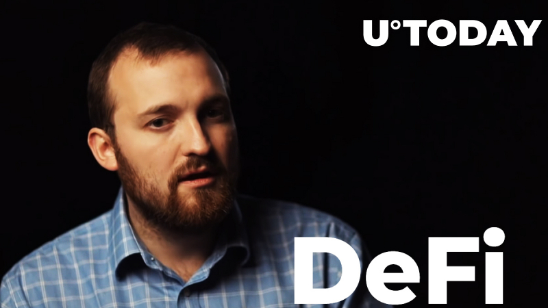 """IOHK CEO Charles Hoskinson Says He's Been """"Obsessed"""" with DeFi"""