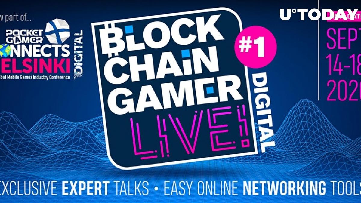 Blockchain Gamer LIVE! Digital #1