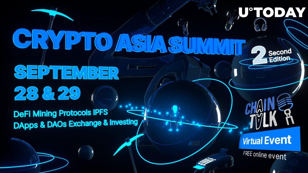 Crypto Asia Summit