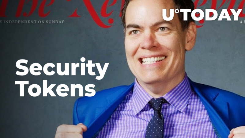 Max Keiser Says Security Tokens Are Getting Big, Praises Them Over Altcoins