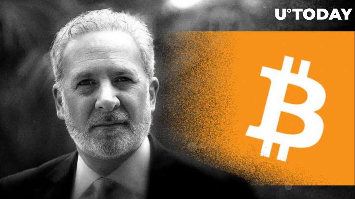Peter Schiff Now Asking for Bitcoin on Twitter
